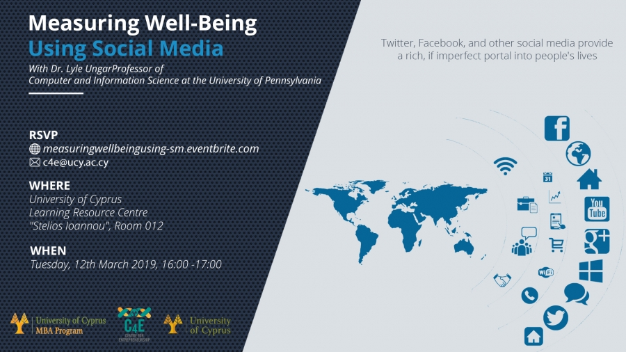 [12 Mar] Measuring Well-Being Using Social Media