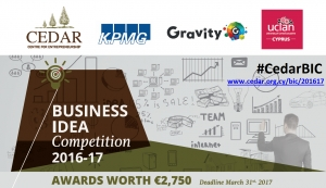 Business Idea Competition 2016-2017