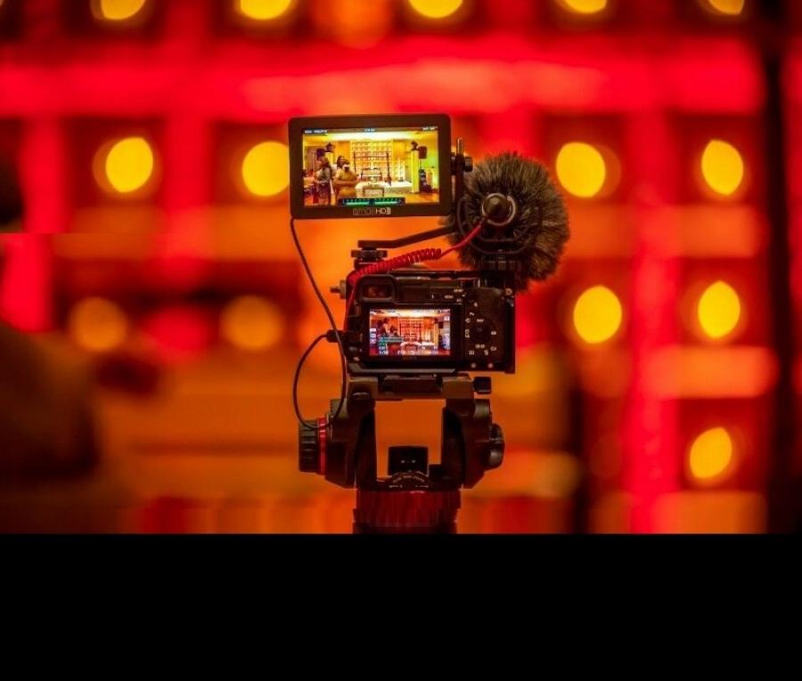 [13 Nov] 'How to video interview 101' by Katia Kyriakoudes