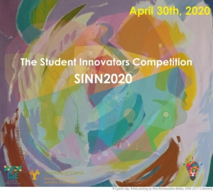 The Student Innovators Competition SINN2020