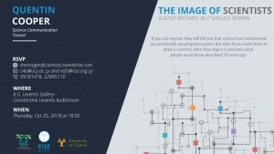 Open Lecture: The Image of Scientists