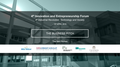 [19 Apr] The IEF2019 Business Pitch Session
